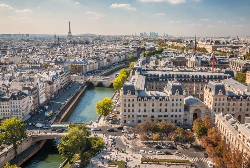 Paris Luxury City Break