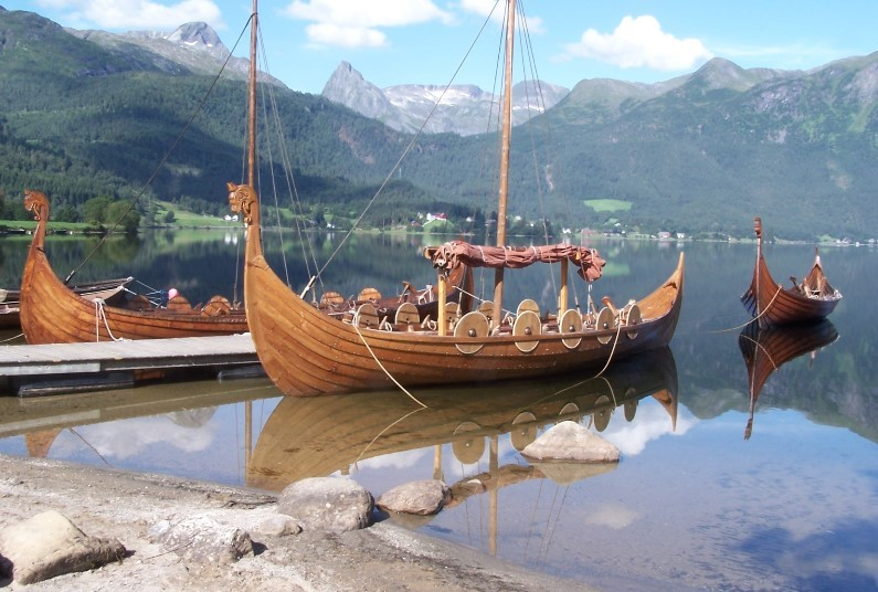 Follow The Vikings Through Scandinavia Next April