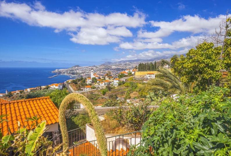 Visit Picturesque Funchal, 4* Hotel