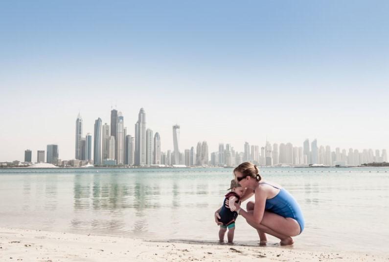 Dubai summer holiday