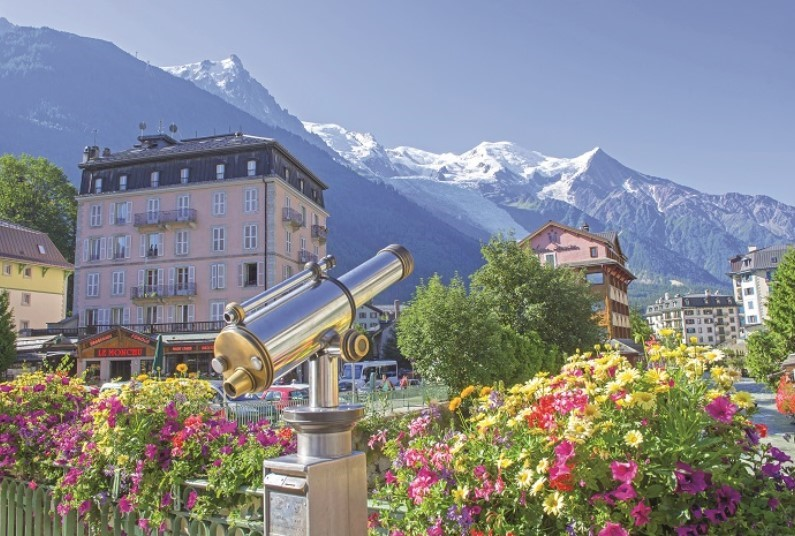 7 night holiday to France, Chamonix