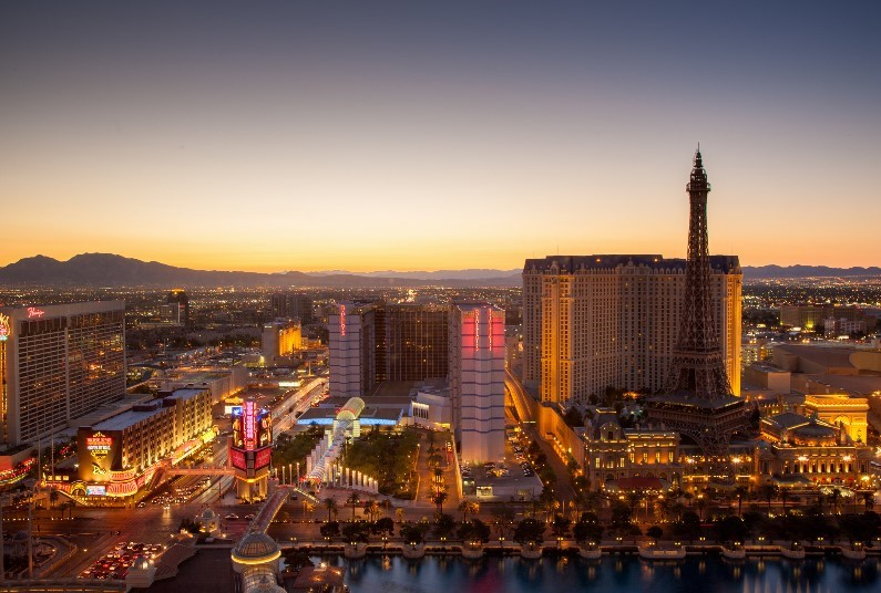 Spend 5 Nights In Vegas, Save £283 Per Person