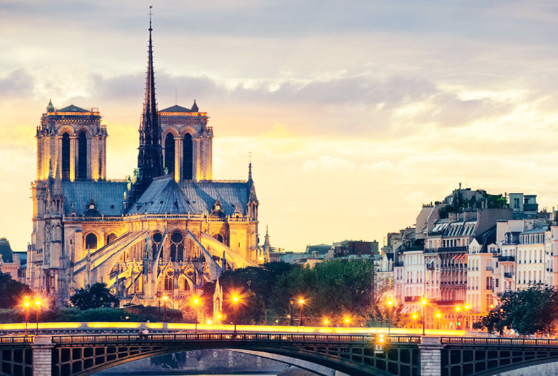 3 Nights in Paris by Eurostar