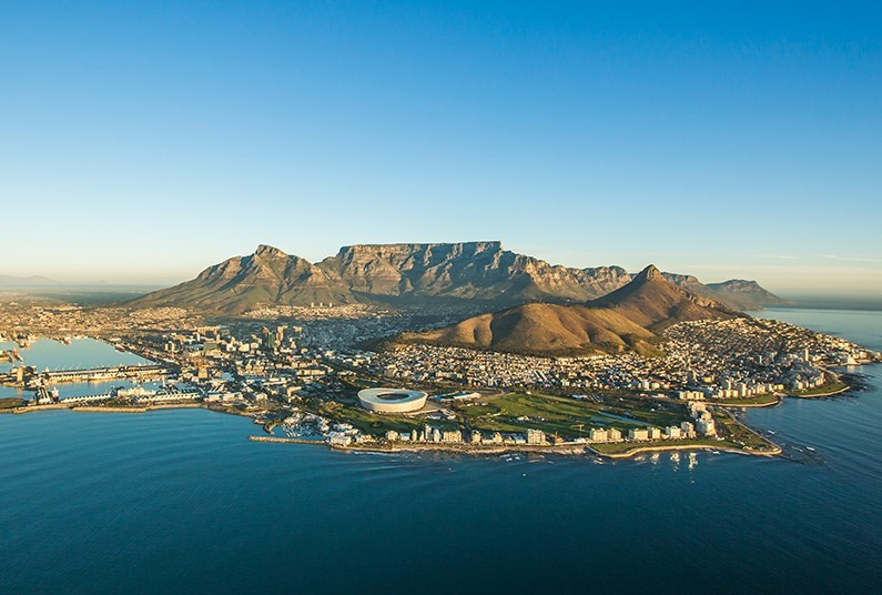 16-day cruise departing from Cape Town