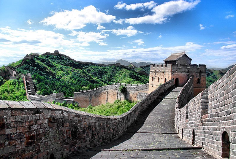 A classic 15 night tour of China