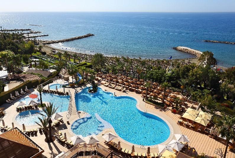 Vibrant Limassol & Luxury Hotel
