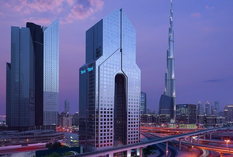 Thai Hospitality and Jaw-dropping views of Dubai