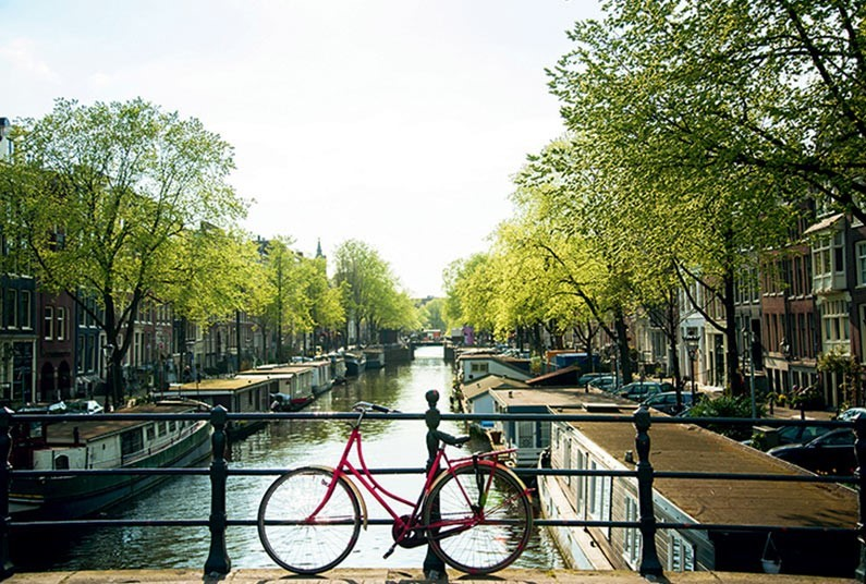 Sail the Waterways of Holland and Belgium