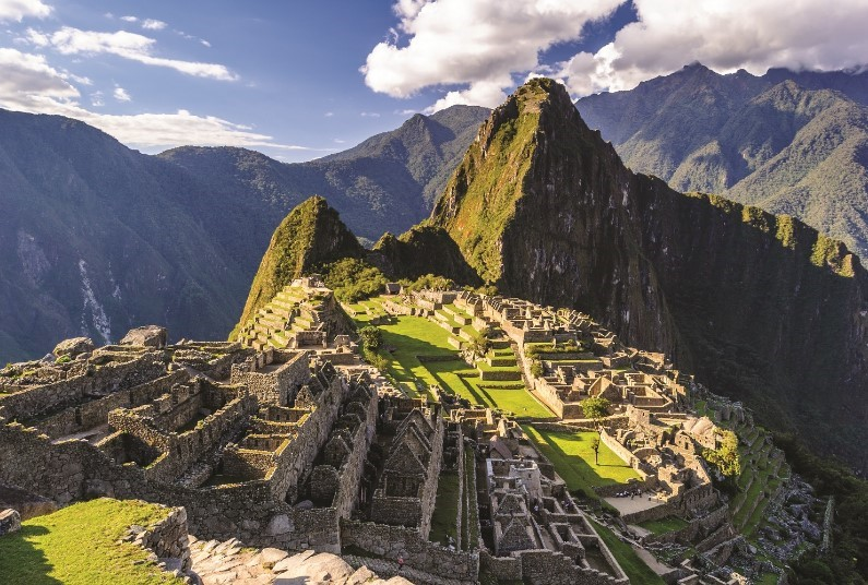 Ultra luxury tour of Peru