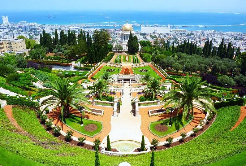 Tel Aviv • Jerusalem • Haifa • Tiberias