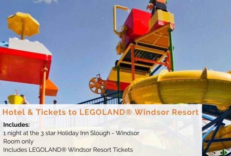 Family Break to LEGO LAND® Windsor Resort October Half Term