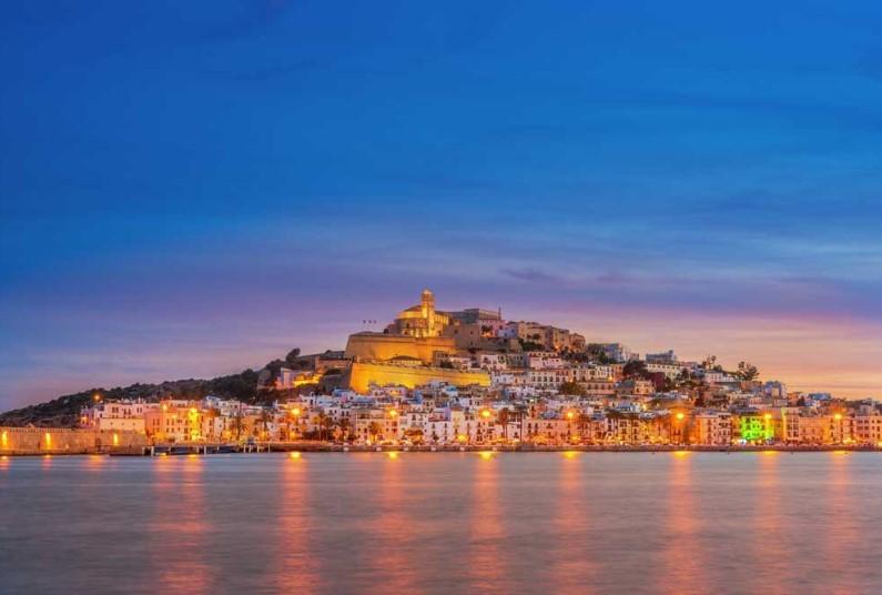 All-inclusive Ibiza!