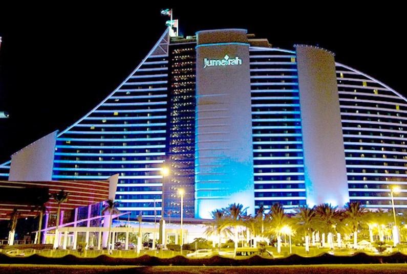 Christmas 2016 Dubai Getaway