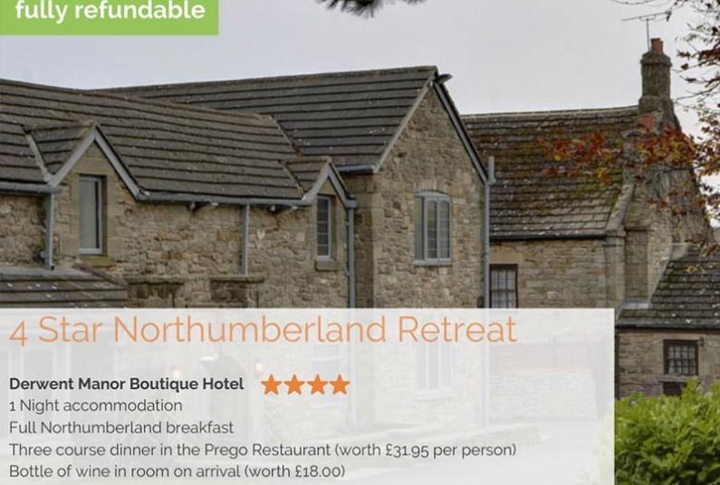 4 Star Northumberland Retreat