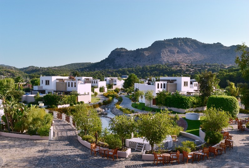 Greek Island Holiday