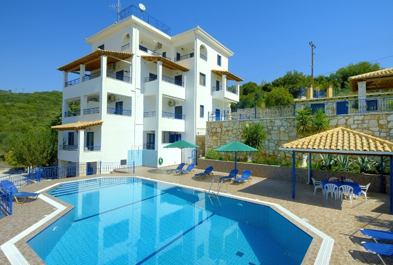 One week Rodanthi Apts, Sivota from £418pp