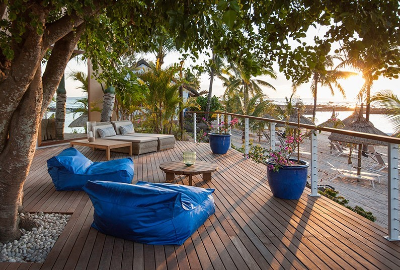 7 nights relaxation in Mauritius