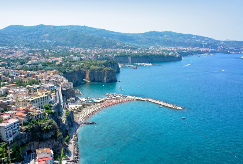 4* Bed & Breakfast, Sorrento Summer 2017