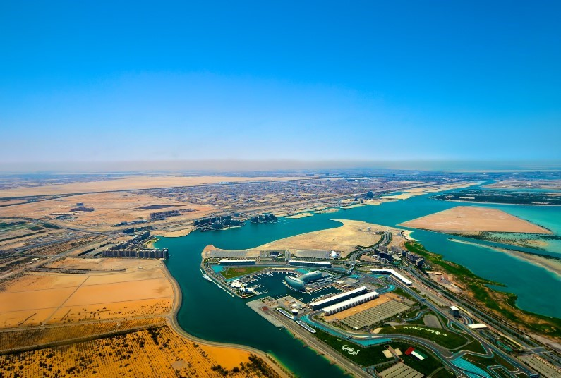 Jet Off To The Stunning W Abu Dhabi - Yas Island