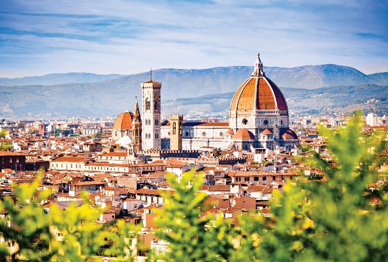 Treasures of Florence & Tuscany