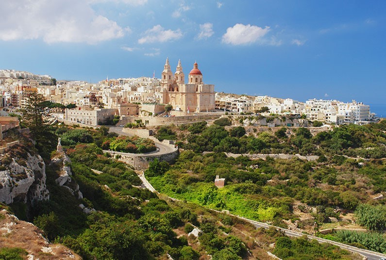 A Spa Break in Malta