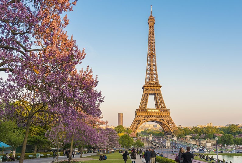 8 day river cruise in Europe