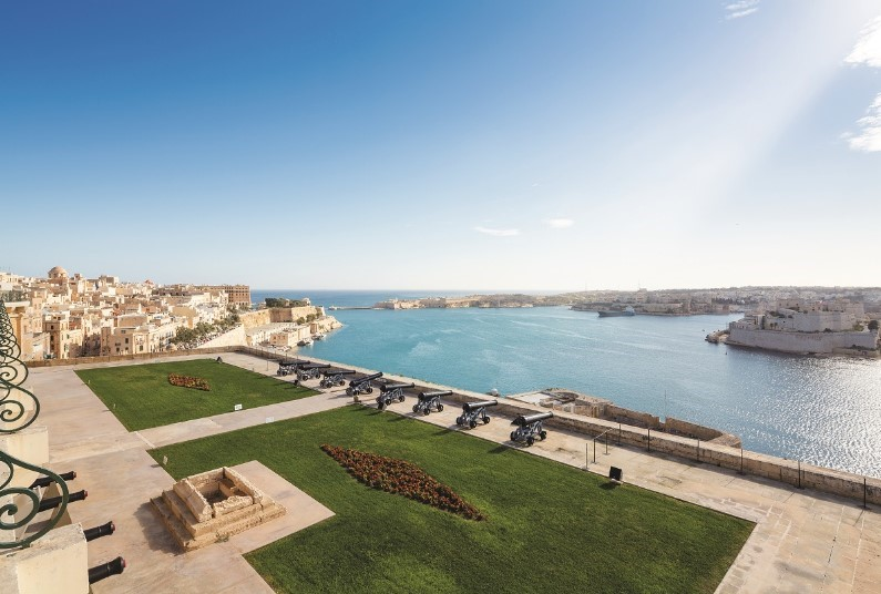 Solo traveller tour of Malta