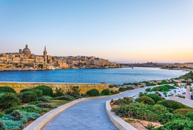Sliema – a Short Sunshine Break