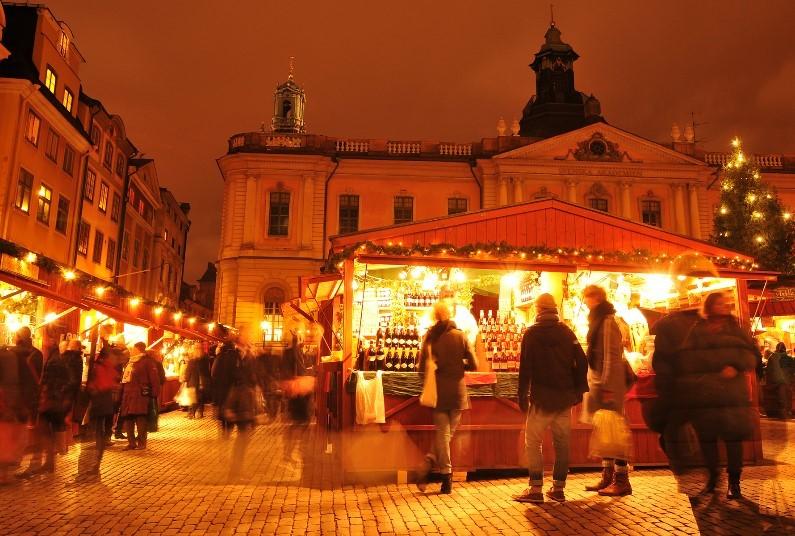 3 Night Christmas Market in Sweden
