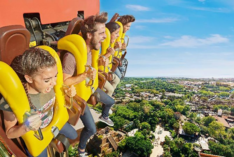 7 night Med Cruise plus 3 nights at PortAventura