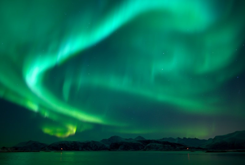 3 nights in Northern Norway to see the Northern Lights