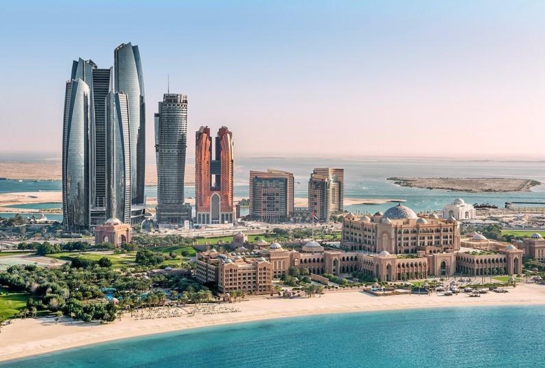 Emirates cruise with MSC