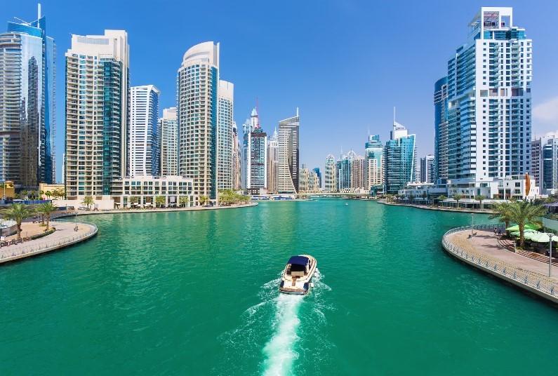 A Week Of Luxury in Dubai