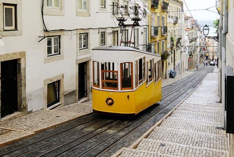 Spring In Lisbon