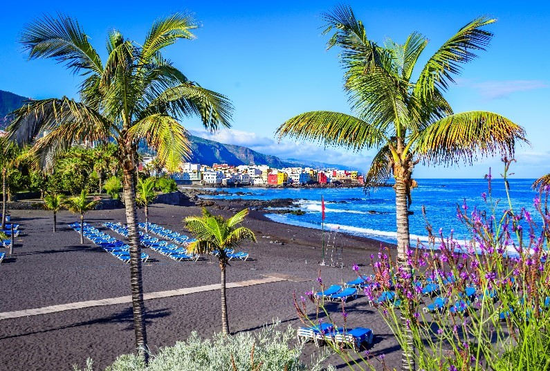 A Week-long Getaway in Tenerife