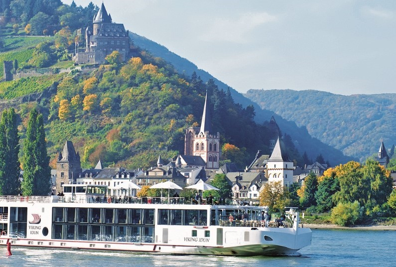 SAVE £1,000 on this Rhine cruise