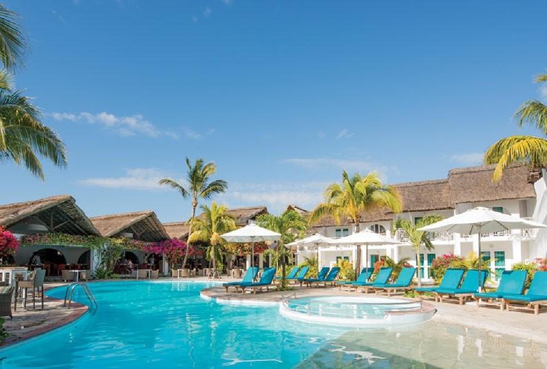 A relaxing week in Mauritius