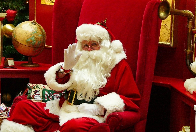 A Visit To Santa's Post Office & Christmas Gala Meal