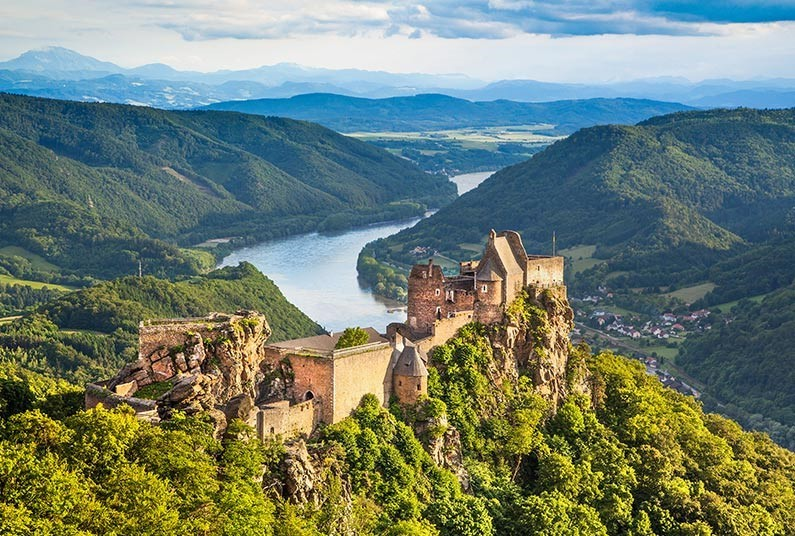 Sail on the Legendary Danube