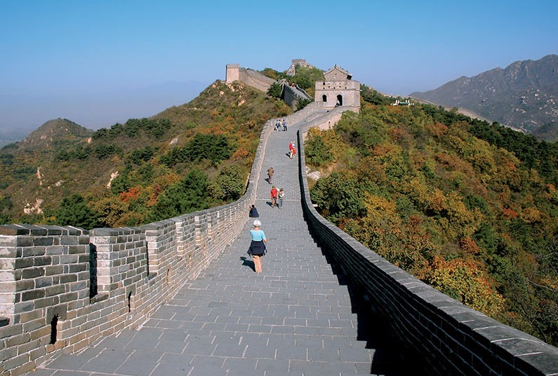 8 night tour of ancient and ultra-modern China
