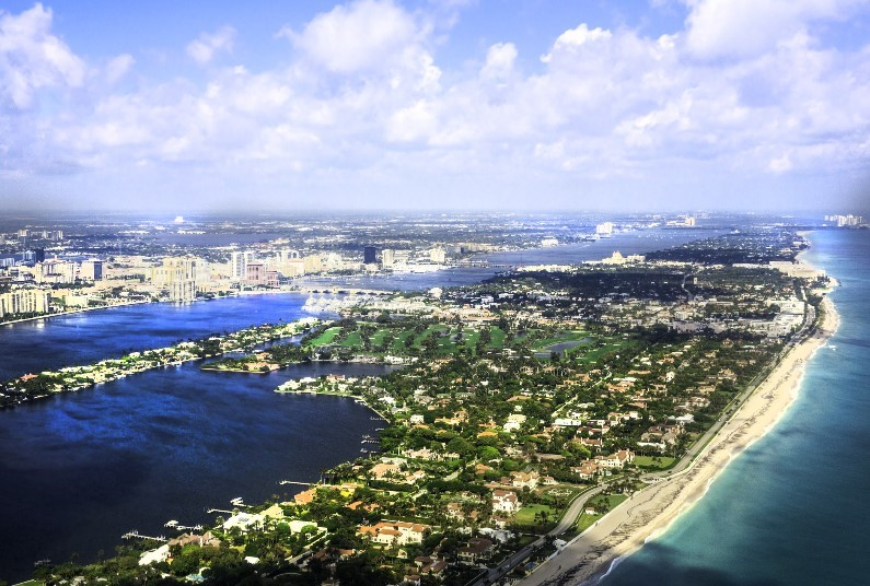 Visit The Palm Beaches, With Car hire Included