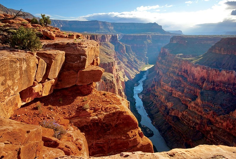 Explore the west of the USA!
