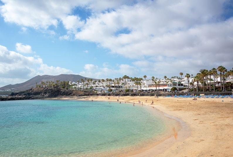 7 nights in Playa Blanca, Lanzarote