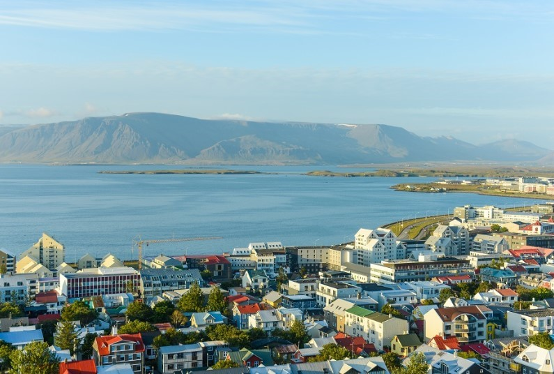Centrally located holiday to Iceland