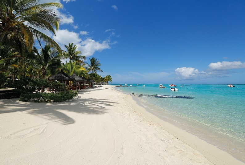 Early autumn luxury in Mauritius