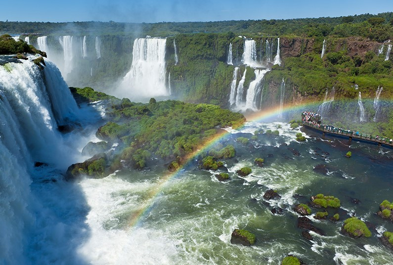 18 day escorted tour of South America