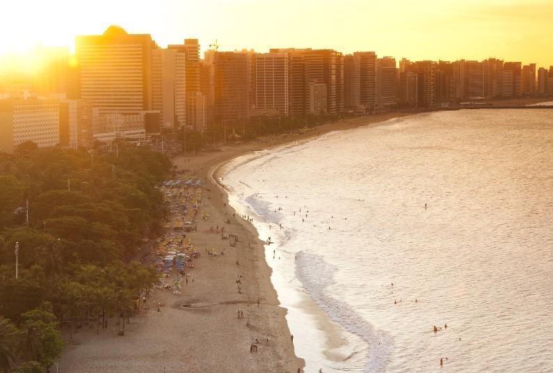 Spend 10 Nights In Fortaleza, 5* Half Board
