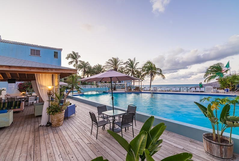 All-inclusive indulgence in Antigua