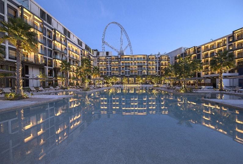 Caesars Resort Bluwater Dubai