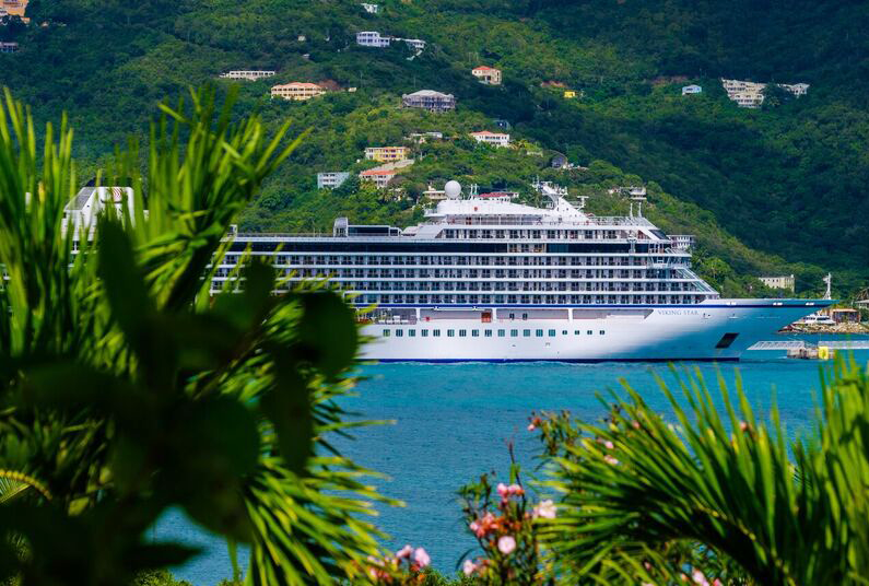11 day cruise in the Caribbean